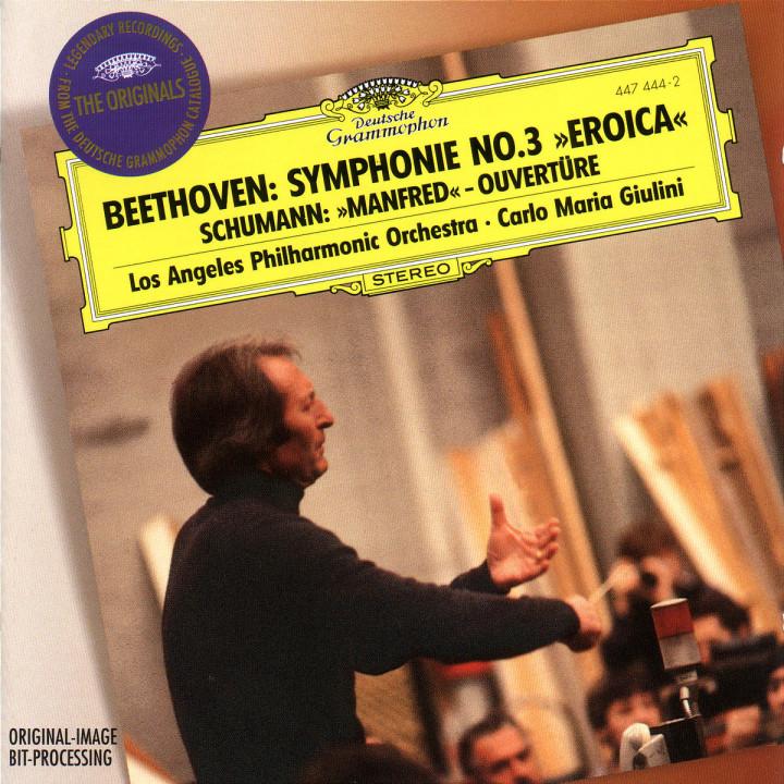 """Manfred-Ouvertüre op. 115; Sinfonie Nr. 3 Es-dur op. 55 """"Eroica"""" 0028944744424"""