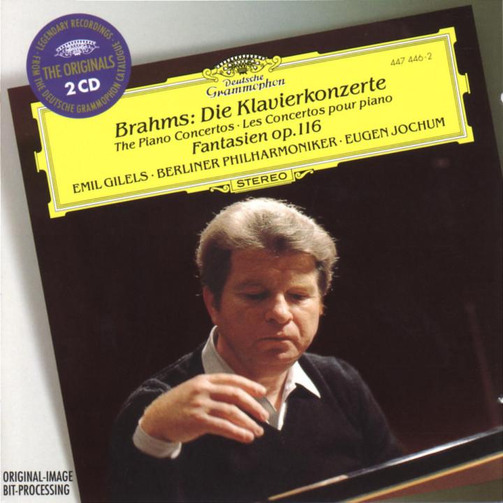 Brahms: The Piano Concertos, Fantasias Op.116