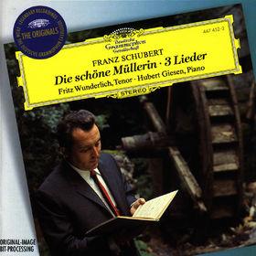 The Originals, Schubert: Die schöne Müllerin, 3 Lieder, 00028944745221
