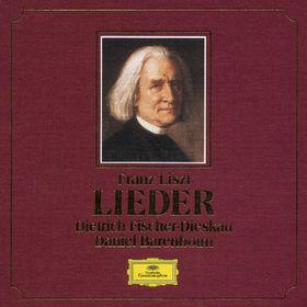 Franz Liszt, Lieder, 00028944750829