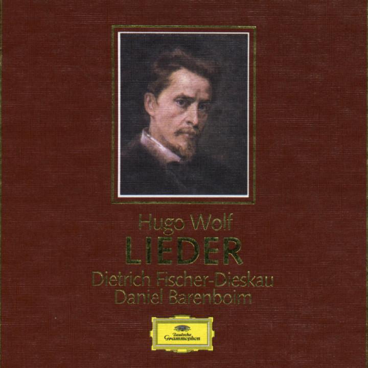Wolf: Lieder 0028944751527