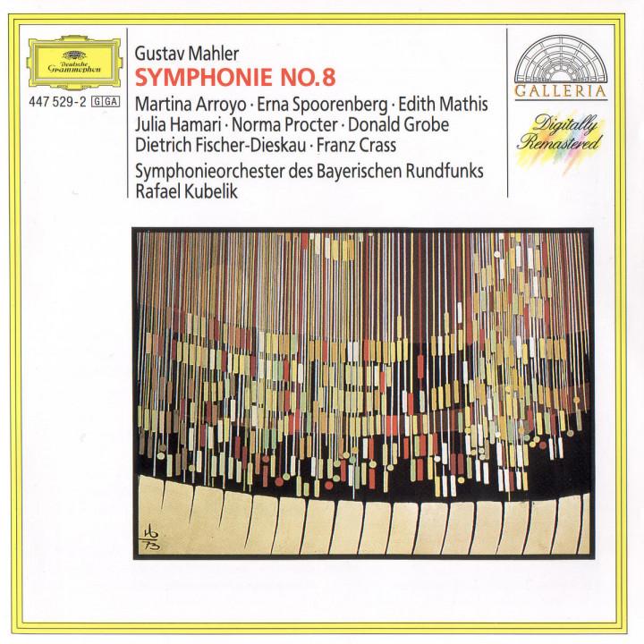 Mahler: Symphony No.8 0028944752920