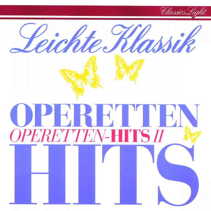 Operetten-Hits (Vol. 2) 0028944737424