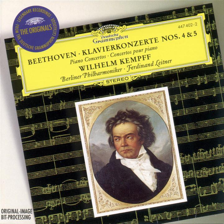 Beethoven: Piano Concertos Nos.4 & 5 0028944740224