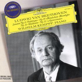 The Originals, Beethoven: Piano Sonatas Nos.8, 14, 21 & 22, 00028944740424