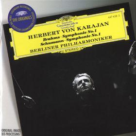 The Originals, Sinfonien Nr. 1 B-dur op. 38 Frühlingssinfonie & Nr. 1 c-moll op. 68, 00028944740820