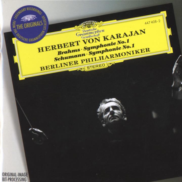 Brahms: Symphony No.1 0028944740822