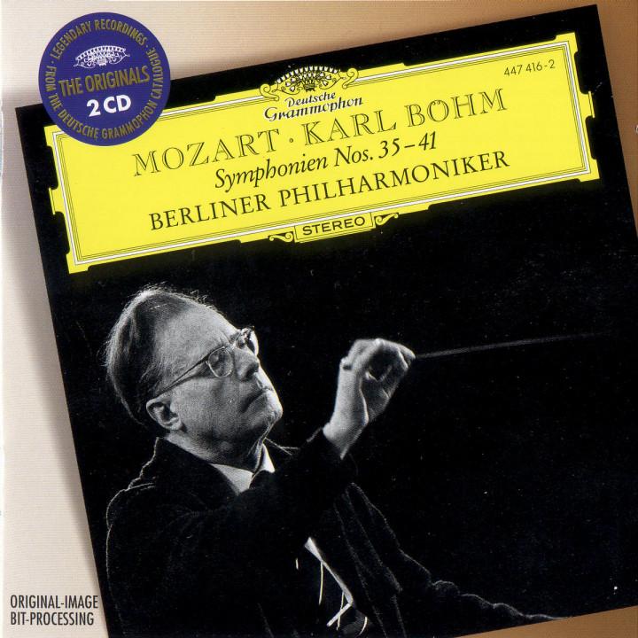 """Mozart: Symphonies Nos.35 """"Haffner"""", 36 """"Linzer"""", 38 """"Prager"""", 39, 40, 41 """"Jupiter"""" 0028944741627"""