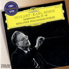 The Originals, Mozart: Symphonies Nos.35 Haffner, 36 Linzer, 38 Prager, 39, 40, 41 Jupiter, 00028944741629
