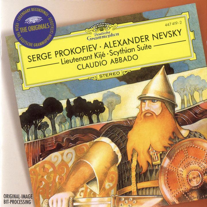 Prokofiev: Alexander Nevsky; Scythian Suite; Lieutenant Kijé 0028944741926