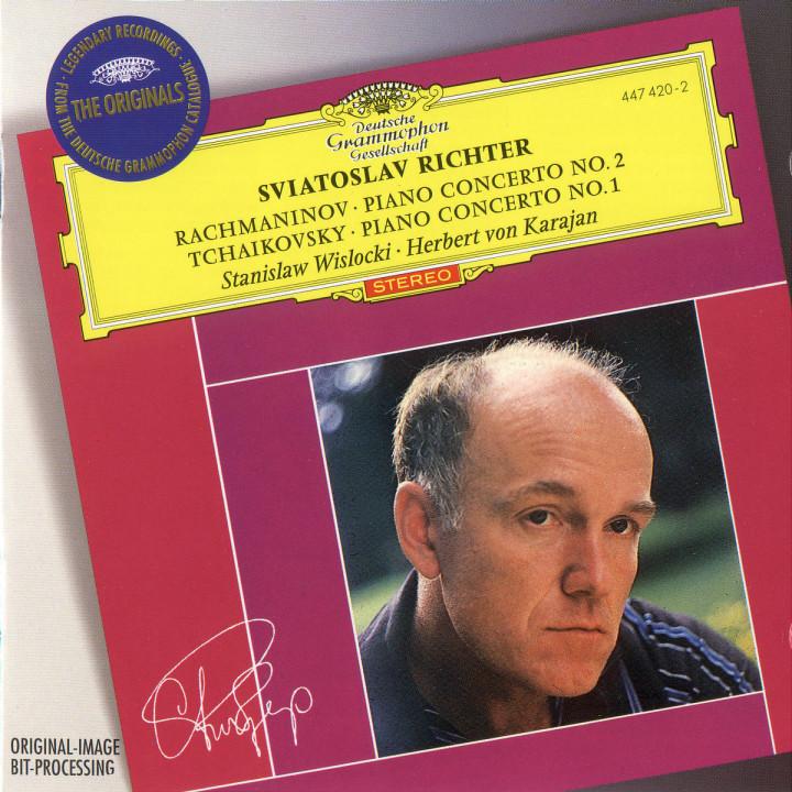 Rachmaninov: Piano Concerto No.2 / Tchaikovsky: Piano Concerto No.1 0028944742020