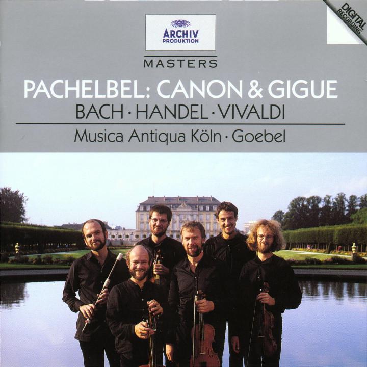 Overtüren BWV 1067 & 1070; Kanon & Gigue; La Follia 0028944728525