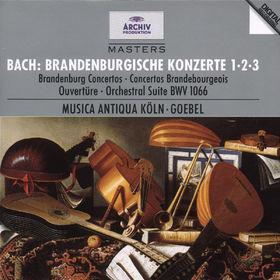 Bach, J.S.: Brandenburg Concertos Nos.1, 2 & 3, 00028944728729