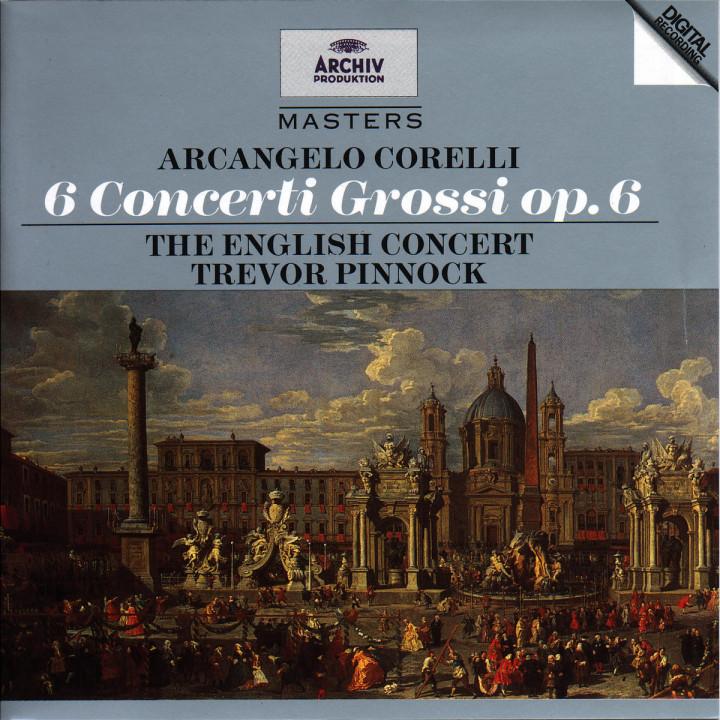 Corelli: 6 Concertos Grosso Op.6 0028944728927
