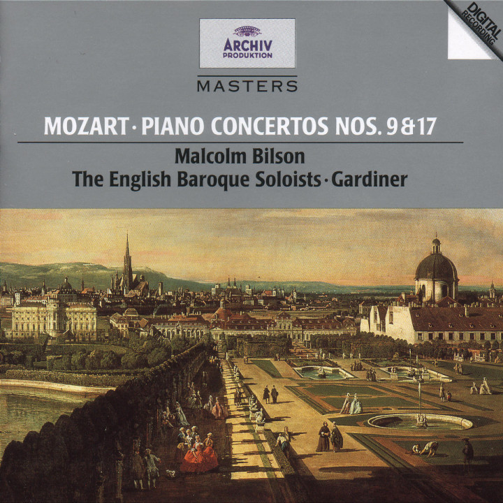 Klavierkonzerte Nr. 9 Es-dur KV 271 & Nr. 17 G-dur KV 453; Rondo D-dur KV 382 0028944729124