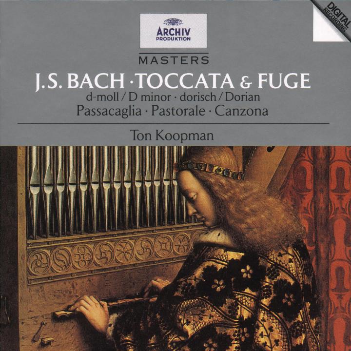 Toccata und Fuge d-moll; Dorisch; Passacaglia; Pastorale; Canzona 0028944729227