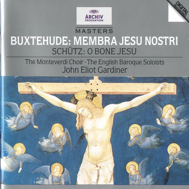Buxtehude: Membra Jesu Nostri / Schutz: O bone Jesu 0028944729825