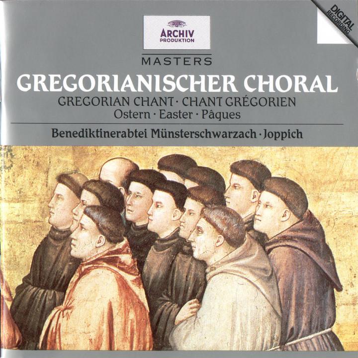 Gregorian Chant: Good Friday; Easter Sunday 0028944729928