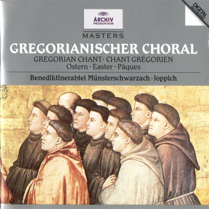 Gregorian Chant: Good Friday; Easter Sunday 0028944729928