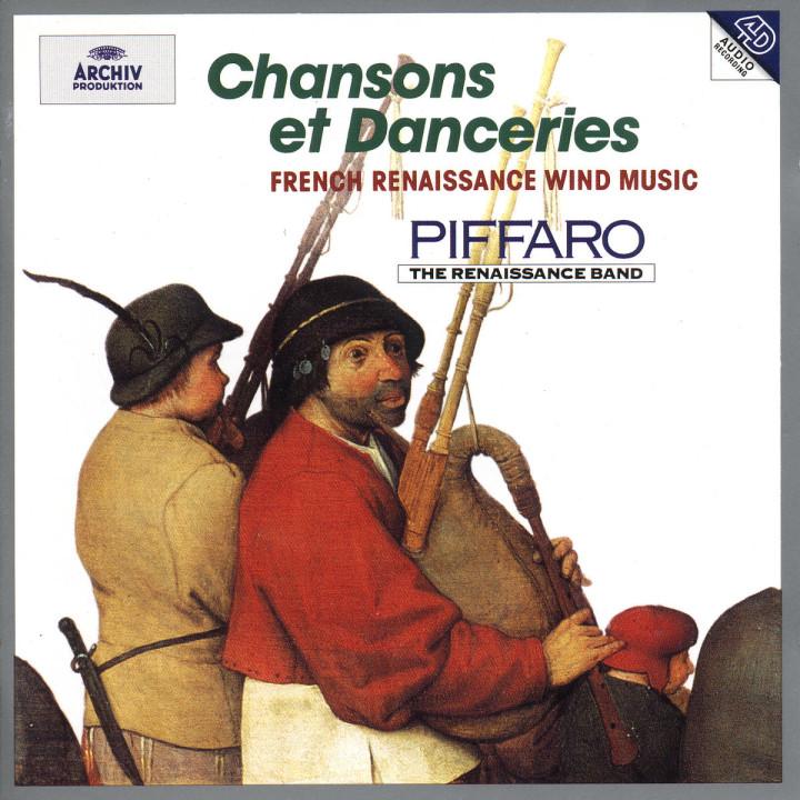 Französische Bläsermusik der Renaissance 0028944710720