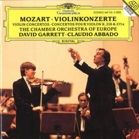Wolfgang Amadeus Mozart, Violinkonzerte KV 218&KV 271a, 00028944711028