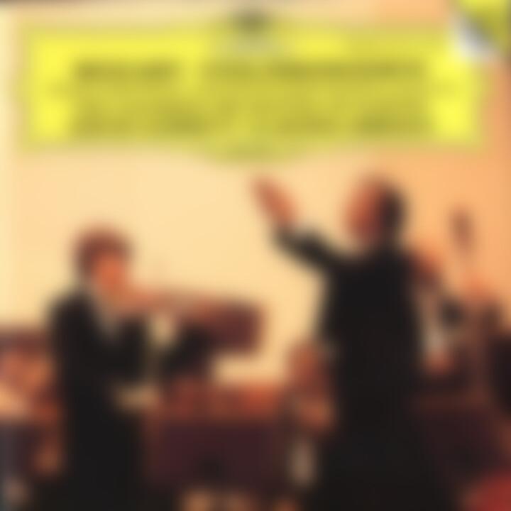 Mozart: Violin Concerto No.7 K271A & No.4 K218 0028944711020