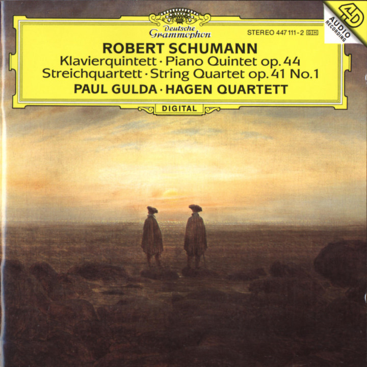 Schumann: Piano Quintet / String Quartet No.1 0028944711123