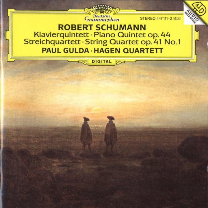 Schumann: Piano Quintet / String Quartet No.1 0028944711123
