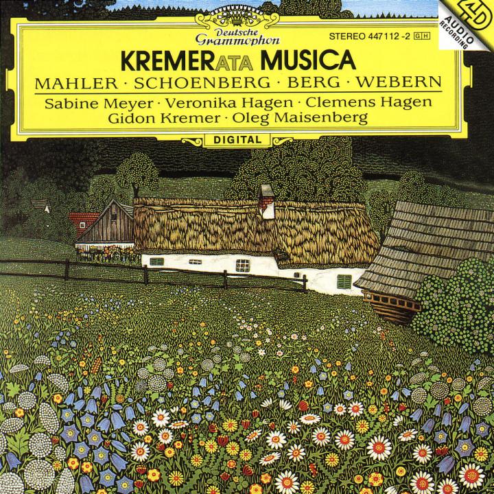 Kremerata Musica - Mahler / Schönberg / Berg / Webern 0028944711226