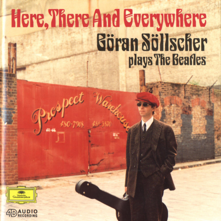 Here, There And Everywhere: Goran Sollscher plays The Beatles 0028944710421