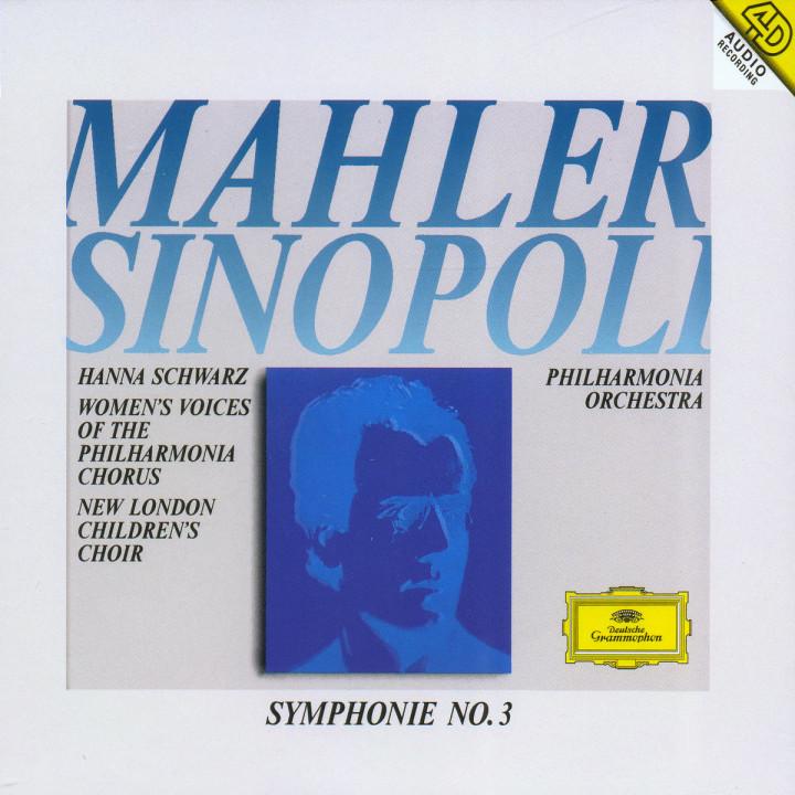 Sinfonie Nr. 3 d-moll 0028944705124