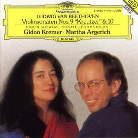 Ludwig van Beethoven, Violinsonaten Nr. 9 A-dur Kreutzer & Nr. 10 G-dur, 00028944705423