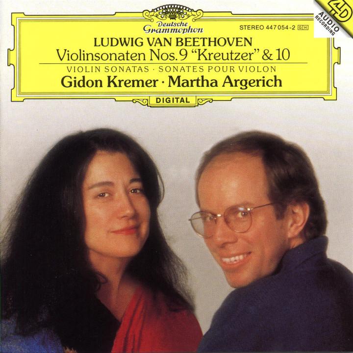 "Beethoven: Violin Sonatas Nos.9 Op.47 ""Kreutzer"" & 10 Op.96 0028944705423"
