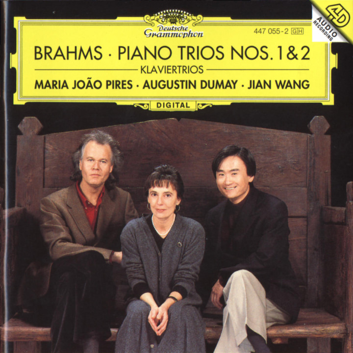 Klaviertrios Nr. 1 H-dur op. 8 & Nr. 2 C-dur op. 87 0028944705526