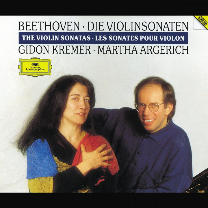 Beethoven: The Violin Sonatas 0028944705825
