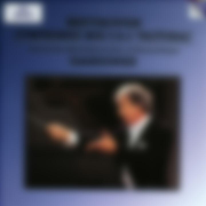 """Sinfonien Nr. 5 c-moll op. 67 & Nr. 6 F-dur op. 68 """"Pastorale"""" 0028944706228"""
