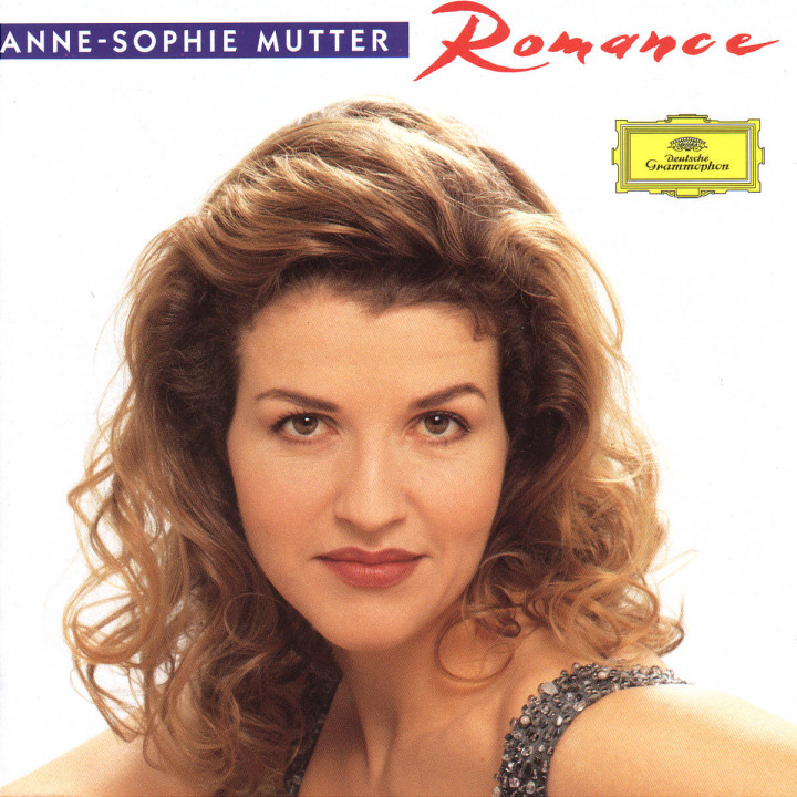 Anne-Sophie Mutter - Romance 0028944707023
