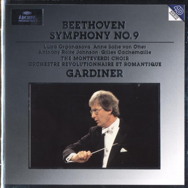 "Beethoven: Symphony No.9 ""Choral"" 0028944707425"