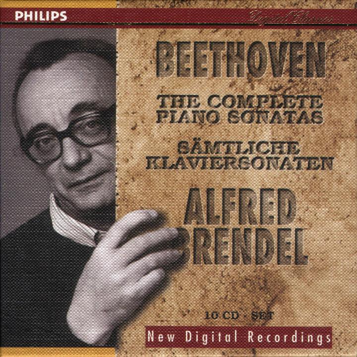 Beethoven: Piano Sonatas Nos.8-11 0028944690929