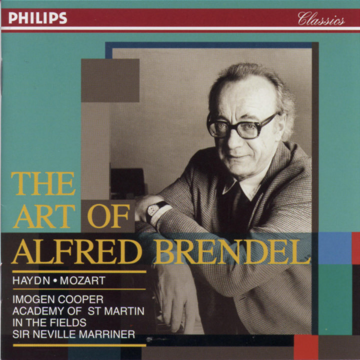 The Art Of Alfred Brendel (Vol. 1)