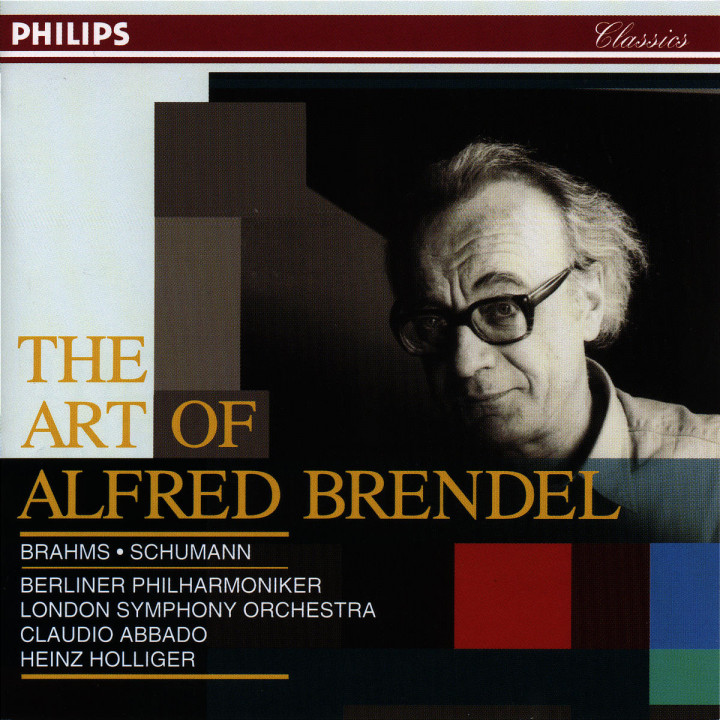 The Art Of Alfred Brendel (Vol. 5) 0028944692529