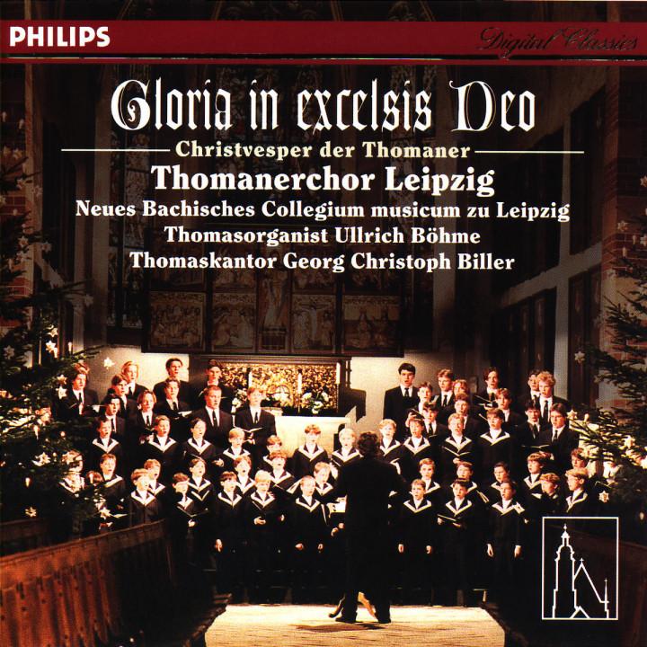 Gloria in excelsis Deo - Christvesper der Thomaner 0028944696420