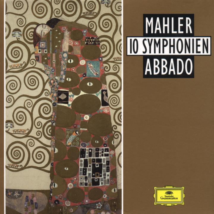 Mahler: 10 Symphonies 0028944702327