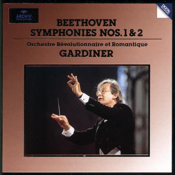 Sinfonien Nr. 1 C-dur op. 21 & Nr. 2 D-dur op. 36 0028944704927