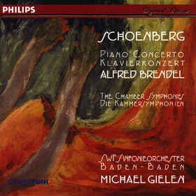 Arnold Schoenberg, Klavierkonzert op. 42; Die Kammersinfonien, 00028944668322