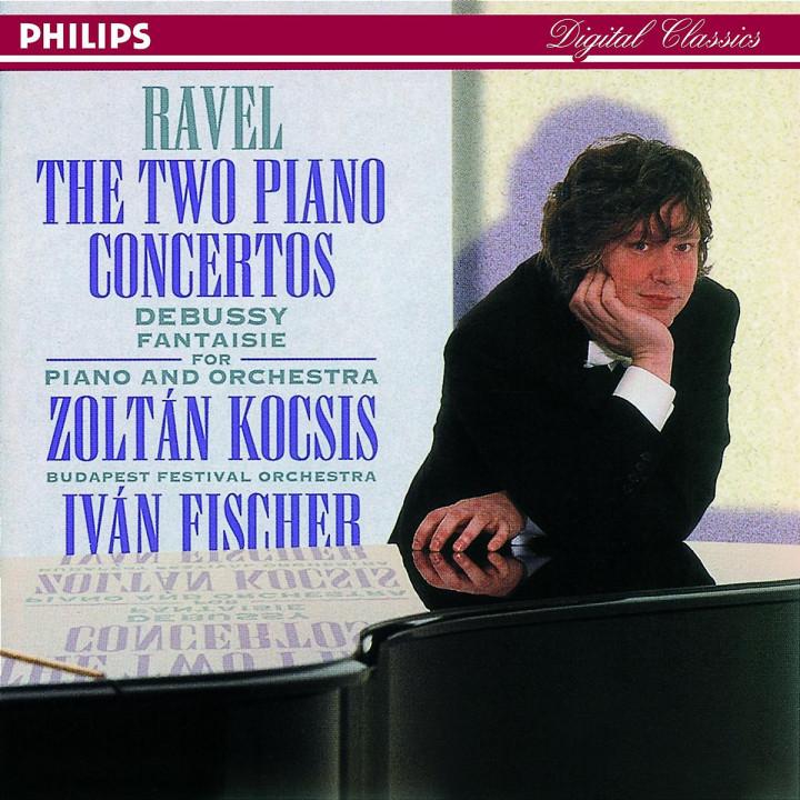Die Werke für Klavier und Orchester 0028944671326