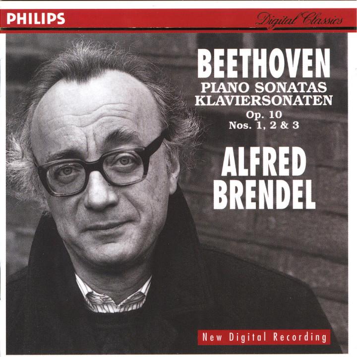 Beethoven: Piano Sonatas Nos.5, 6 & 7 0028944666421