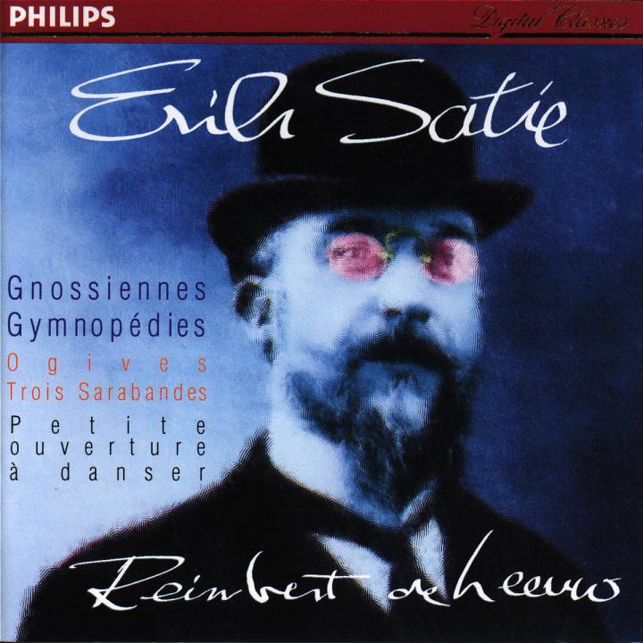 Satie: Gnossiennes; Gymnopédies; Ogives; Trois Sarabandes; Petite ouverture à danser. 0028944667226