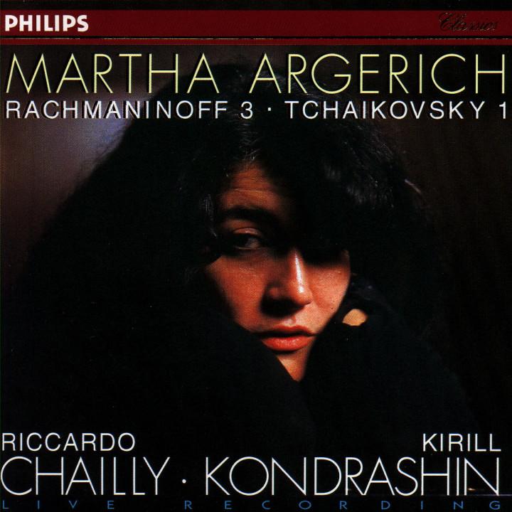 Rachmaninov: Piano Concerto No.3 / Tchaikovsky: Piano Concerto No.1 0028944667329