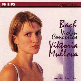Bach, J.S.: Violin Concertos, 00028944667523